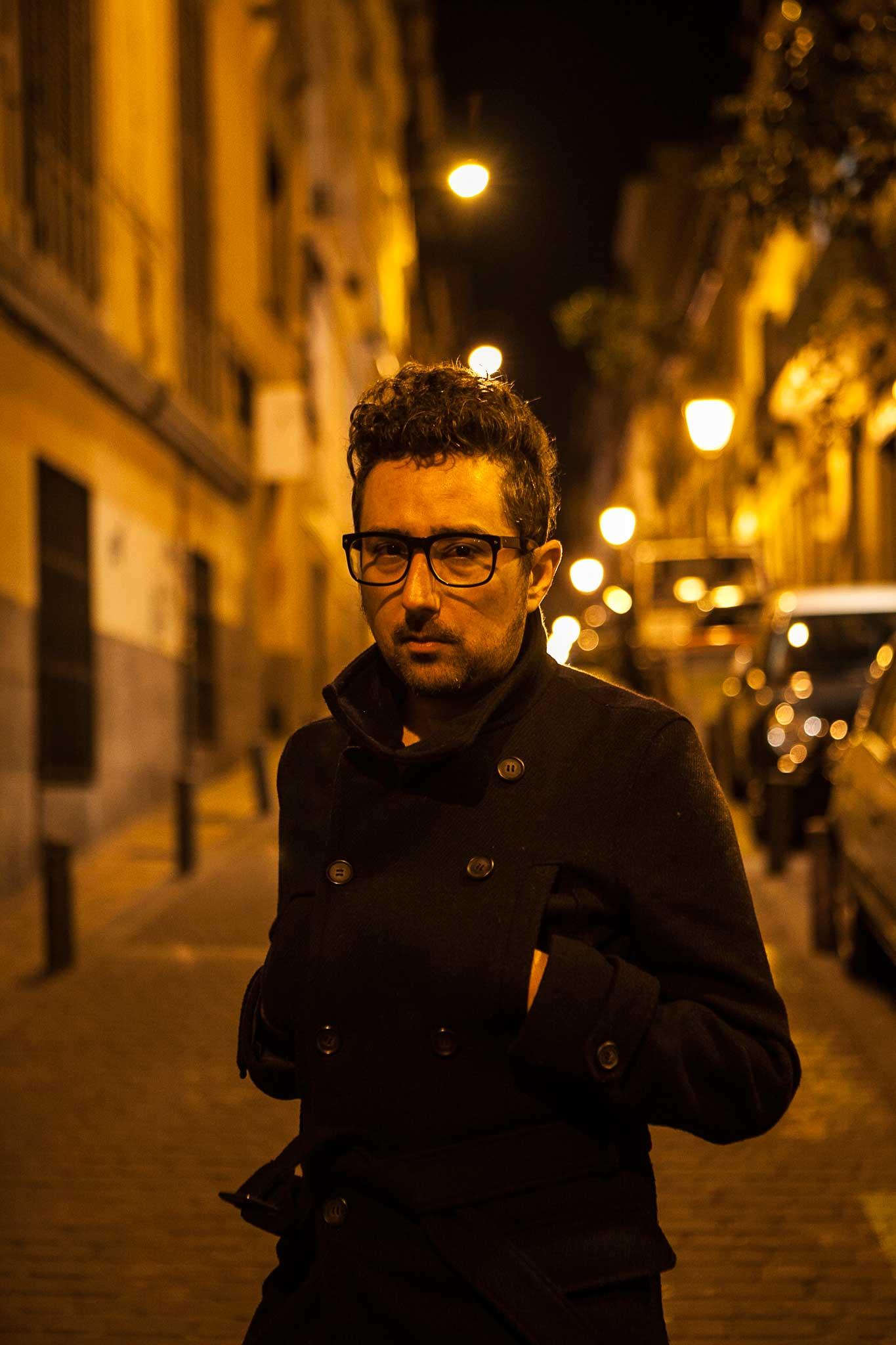 Foto: Javier de Agutín. Madrid, 2014